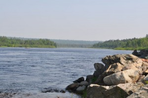 Gander River in Appleton
