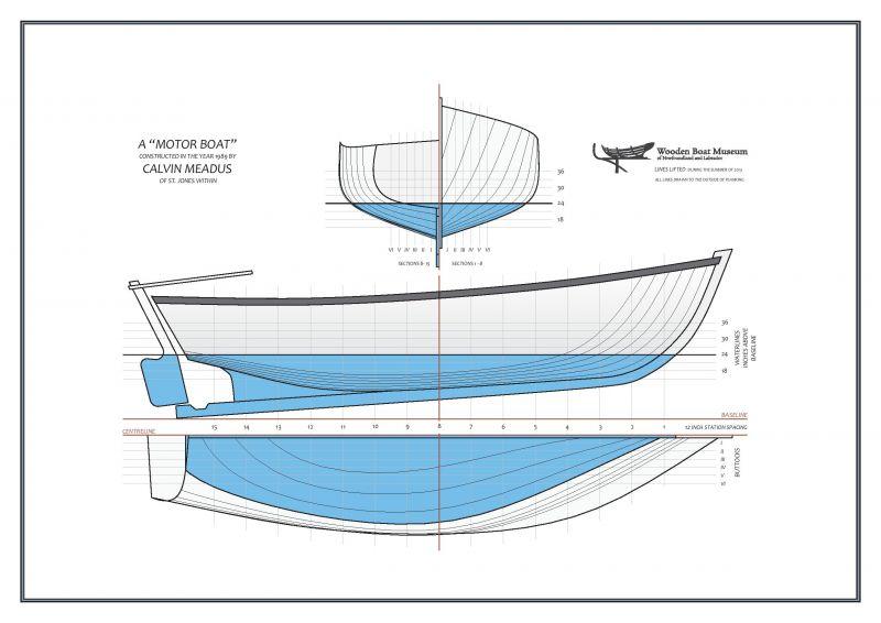 Calvie Meadus_Motor Boat