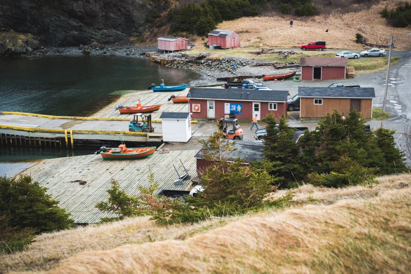 Little Port, NL