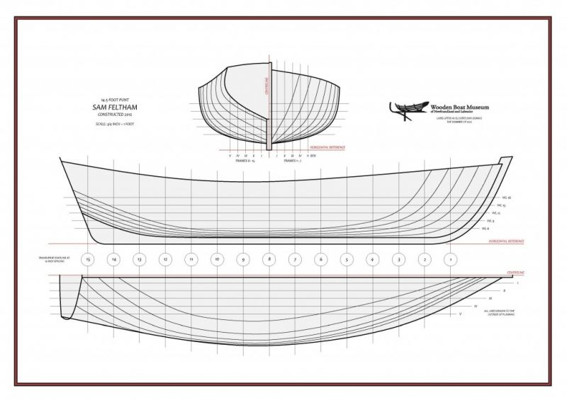Boat Plans Drawings Boats Builders