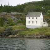 House where Stewart Sturge was born, Salvage