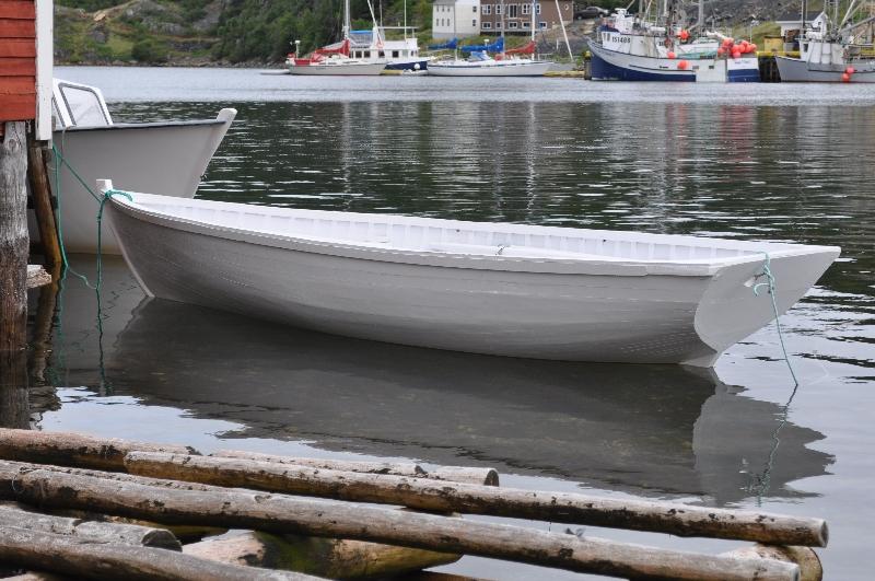 Rodney built by Stewart Sturge, 2012